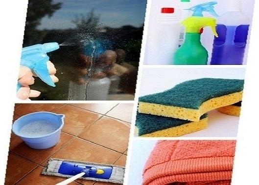 Entretenir son logement comment fabriquer ses produits d 39 entretien natu - Fabriquer ses produits d entretien ecologiques ...